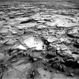 Nasa's Mars rover Curiosity acquired this image using its Right Navigation Camera on Sol 1112, at drive 562, site number 50