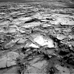 Nasa's Mars rover Curiosity acquired this image using its Right Navigation Camera on Sol 1112, at drive 568, site number 50
