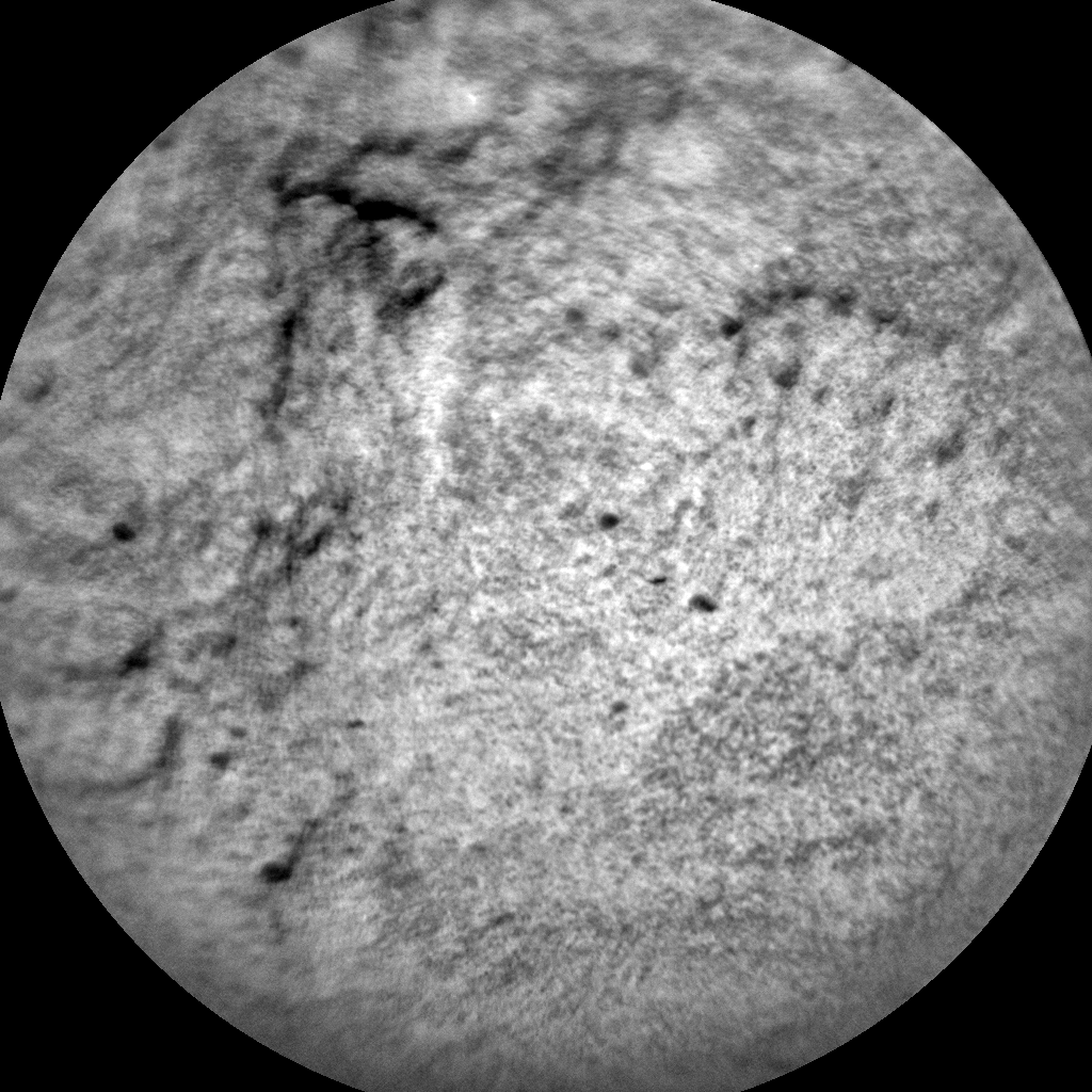 Nasa's Mars rover Curiosity acquired this image using its Chemistry & Camera (ChemCam) on Sol 1114, at drive 592, site number 50