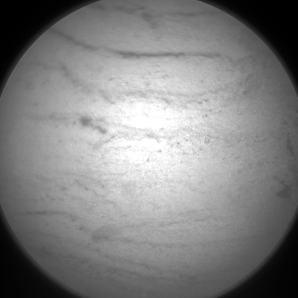 Nasa's Mars rover Curiosity acquired this image using its Chemistry & Camera (ChemCam) on Sol 1117, at drive 592, site number 50