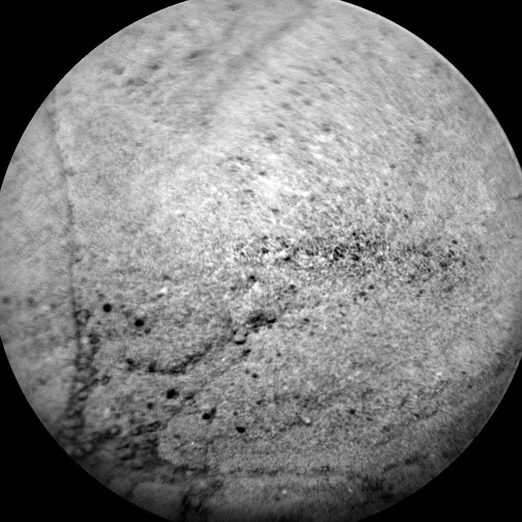 Nasa's Mars rover Curiosity acquired this image using its Chemistry & Camera (ChemCam) on Sol 1120, at drive 592, site number 50