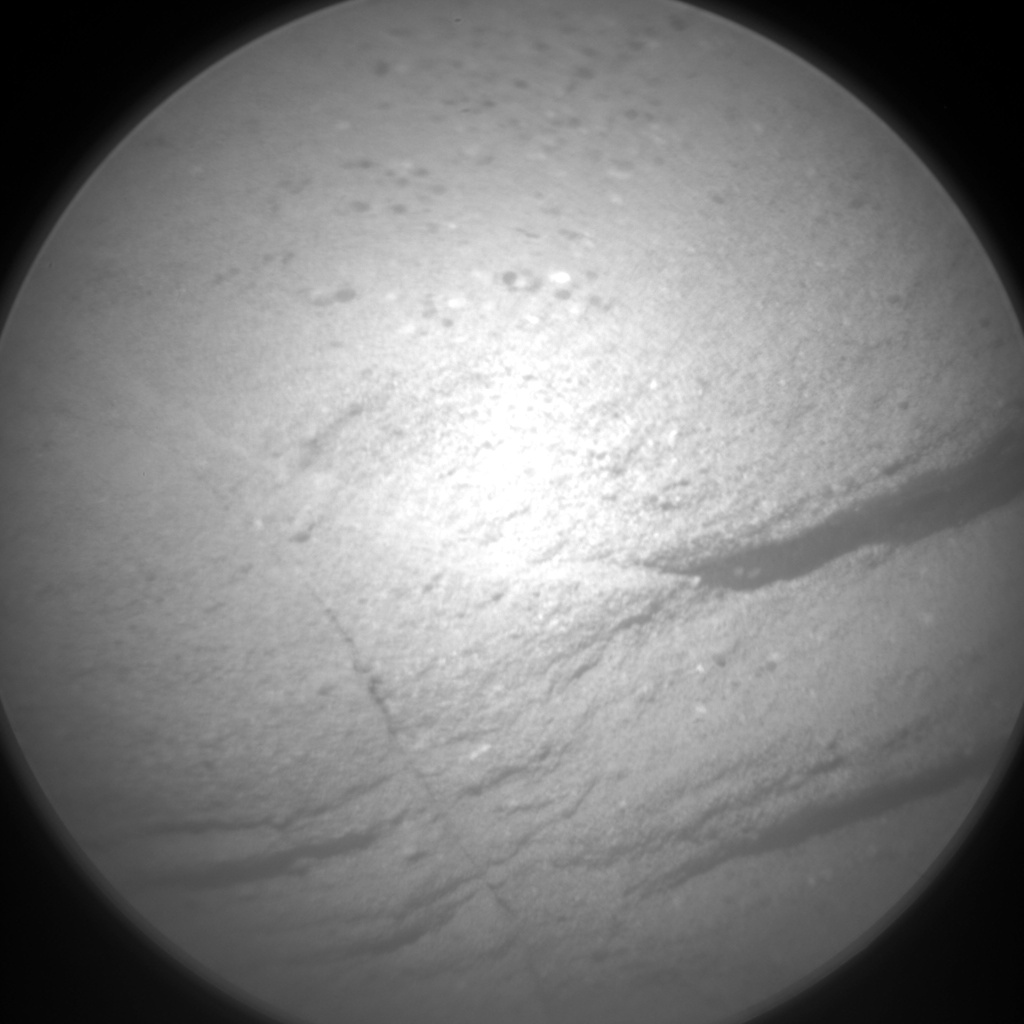 Nasa's Mars rover Curiosity acquired this image using its Chemistry & Camera (ChemCam) on Sol 1122, at drive 592, site number 50