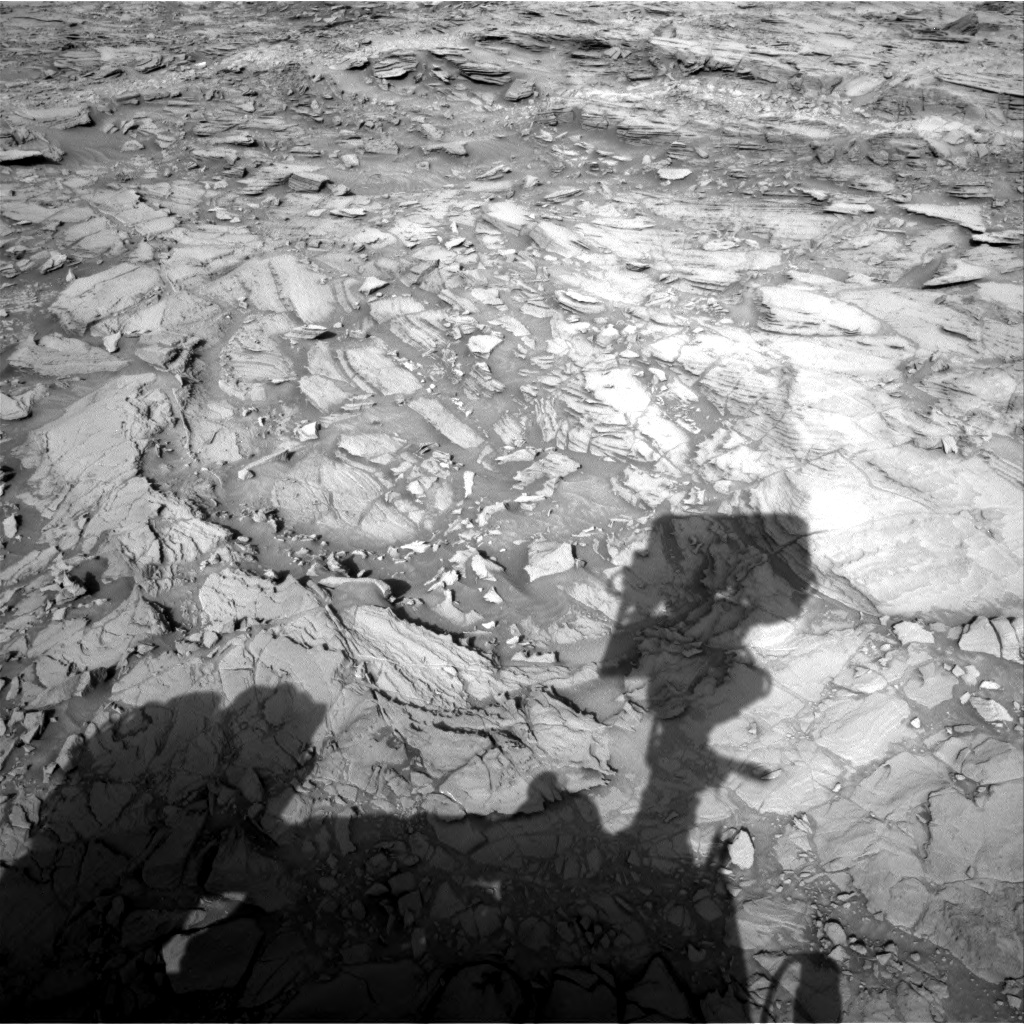 Nasa's Mars rover Curiosity acquired this image using its Right Navigation Camera on Sol 1127, at drive 622, site number 50