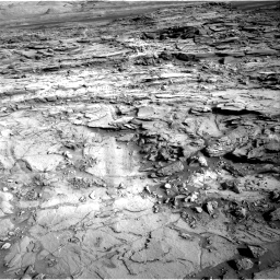 Nasa's Mars rover Curiosity acquired this image using its Right Navigation Camera on Sol 1127, at drive 628, site number 50