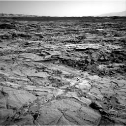 Nasa's Mars rover Curiosity acquired this image using its Right Navigation Camera on Sol 1127, at drive 652, site number 50