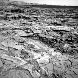 Nasa's Mars rover Curiosity acquired this image using its Right Navigation Camera on Sol 1127, at drive 664, site number 50