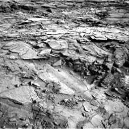 Nasa's Mars rover Curiosity acquired this image using its Right Navigation Camera on Sol 1127, at drive 676, site number 50