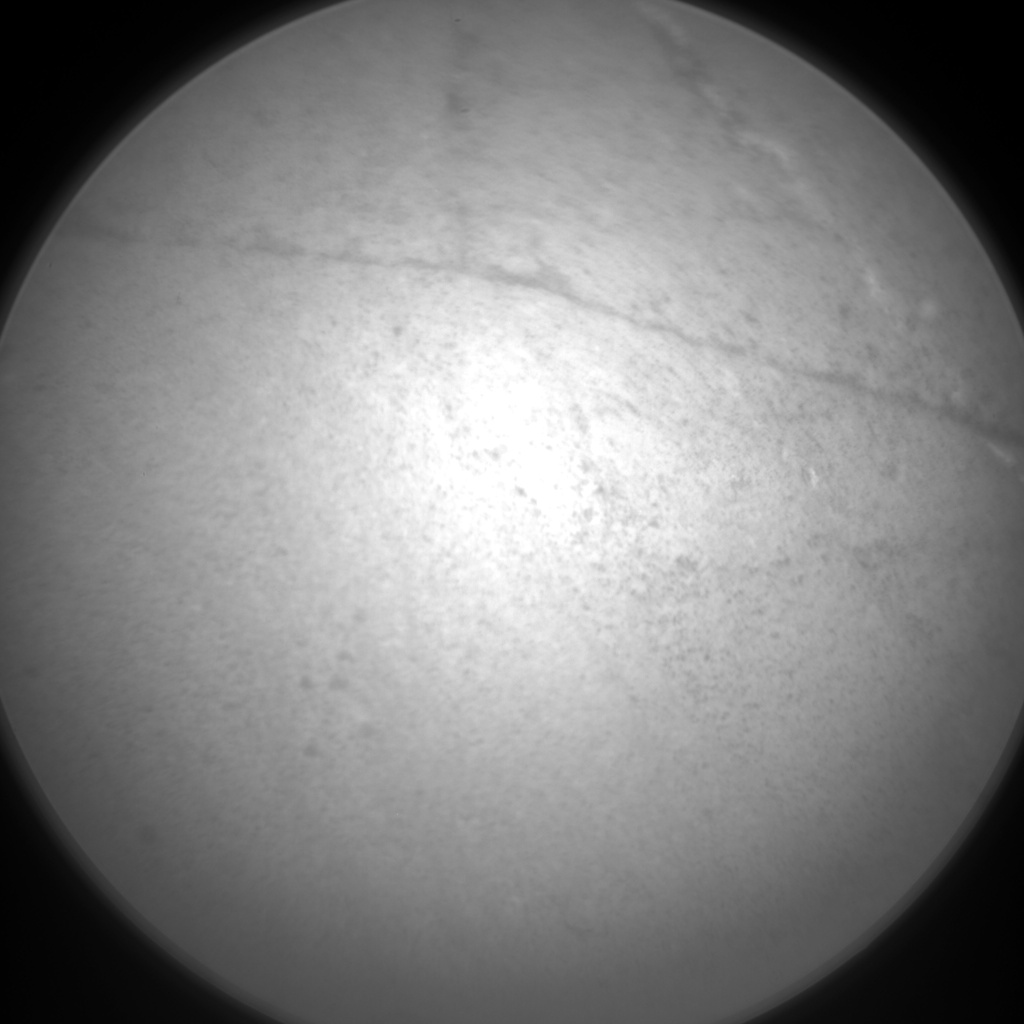 Nasa's Mars rover Curiosity acquired this image using its Chemistry & Camera (ChemCam) on Sol 1128, at drive 676, site number 50