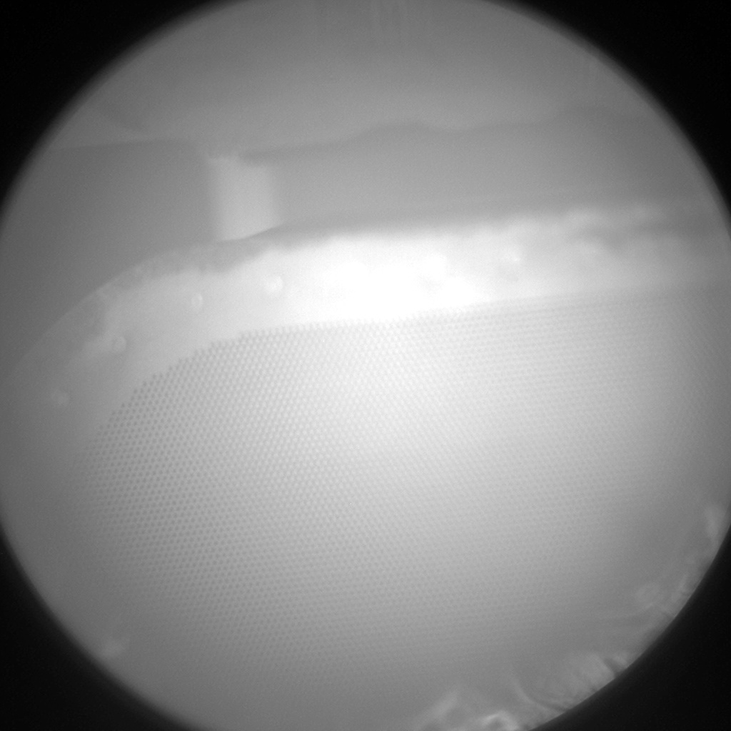 Nasa's Mars rover Curiosity acquired this image using its Chemistry & Camera (ChemCam) on Sol 1133, at drive 676, site number 50