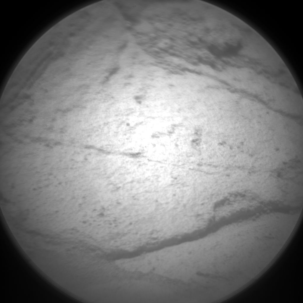 Nasa's Mars rover Curiosity acquired this image using its Chemistry & Camera (ChemCam) on Sol 1139, at drive 676, site number 50