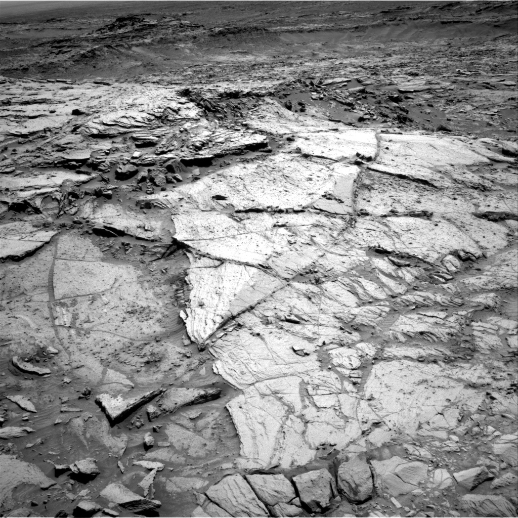 Nasa's Mars rover Curiosity acquired this image using its Right Navigation Camera on Sol 1139, at drive 676, site number 50
