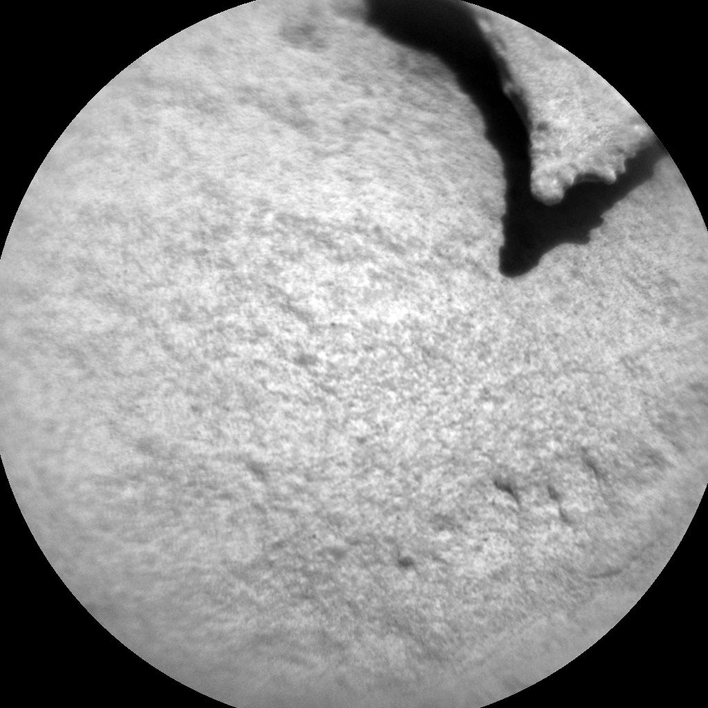 NASA's Mars rover Curiosity acquired this image using its Chemistry & Camera (ChemCam) on Sol 1141