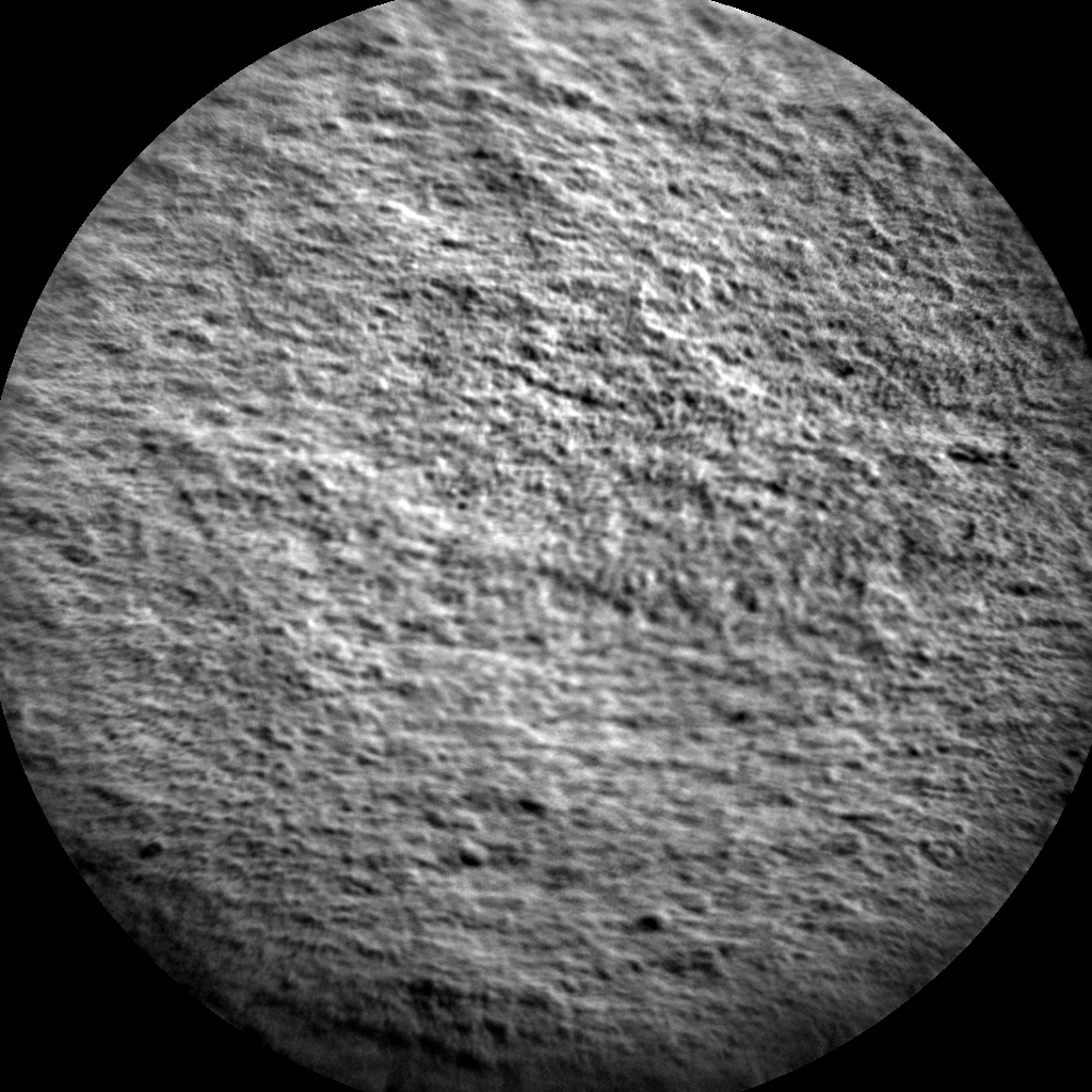 Nasa's Mars rover Curiosity acquired this image using its Chemistry & Camera (ChemCam) on Sol 1142, at drive 676, site number 50