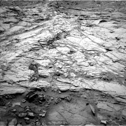 Nasa's Mars rover Curiosity acquired this image using its Left Navigation Camera on Sol 1144, at drive 742, site number 50