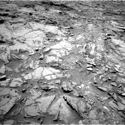 Nasa's Mars rover Curiosity acquired this image using its Left Navigation Camera on Sol 1144, at drive 778, site number 50