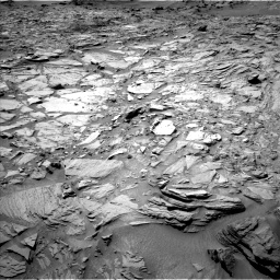 Nasa's Mars rover Curiosity acquired this image using its Left Navigation Camera on Sol 1144, at drive 832, site number 50