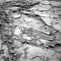 Nasa's Mars rover Curiosity acquired this image using its Right Navigation Camera on Sol 1144, at drive 712, site number 50