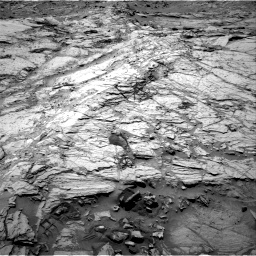 Nasa's Mars rover Curiosity acquired this image using its Right Navigation Camera on Sol 1144, at drive 736, site number 50