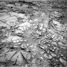 Nasa's Mars rover Curiosity acquired this image using its Right Navigation Camera on Sol 1144, at drive 778, site number 50