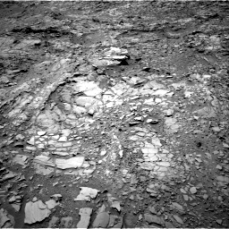 Nasa's Mars rover Curiosity acquired this image using its Right Navigation Camera on Sol 1144, at drive 790, site number 50