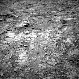Nasa's Mars rover Curiosity acquired this image using its Right Navigation Camera on Sol 1144, at drive 796, site number 50