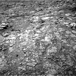Nasa's Mars rover Curiosity acquired this image using its Right Navigation Camera on Sol 1144, at drive 802, site number 50