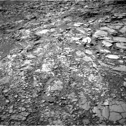 Nasa's Mars rover Curiosity acquired this image using its Right Navigation Camera on Sol 1144, at drive 808, site number 50