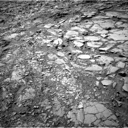 Nasa's Mars rover Curiosity acquired this image using its Right Navigation Camera on Sol 1144, at drive 814, site number 50