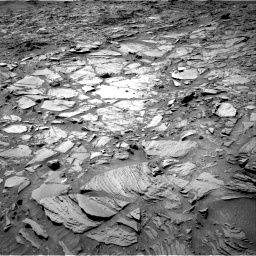 Nasa's Mars rover Curiosity acquired this image using its Right Navigation Camera on Sol 1144, at drive 826, site number 50