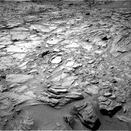 Nasa's Mars rover Curiosity acquired this image using its Right Navigation Camera on Sol 1144, at drive 838, site number 50