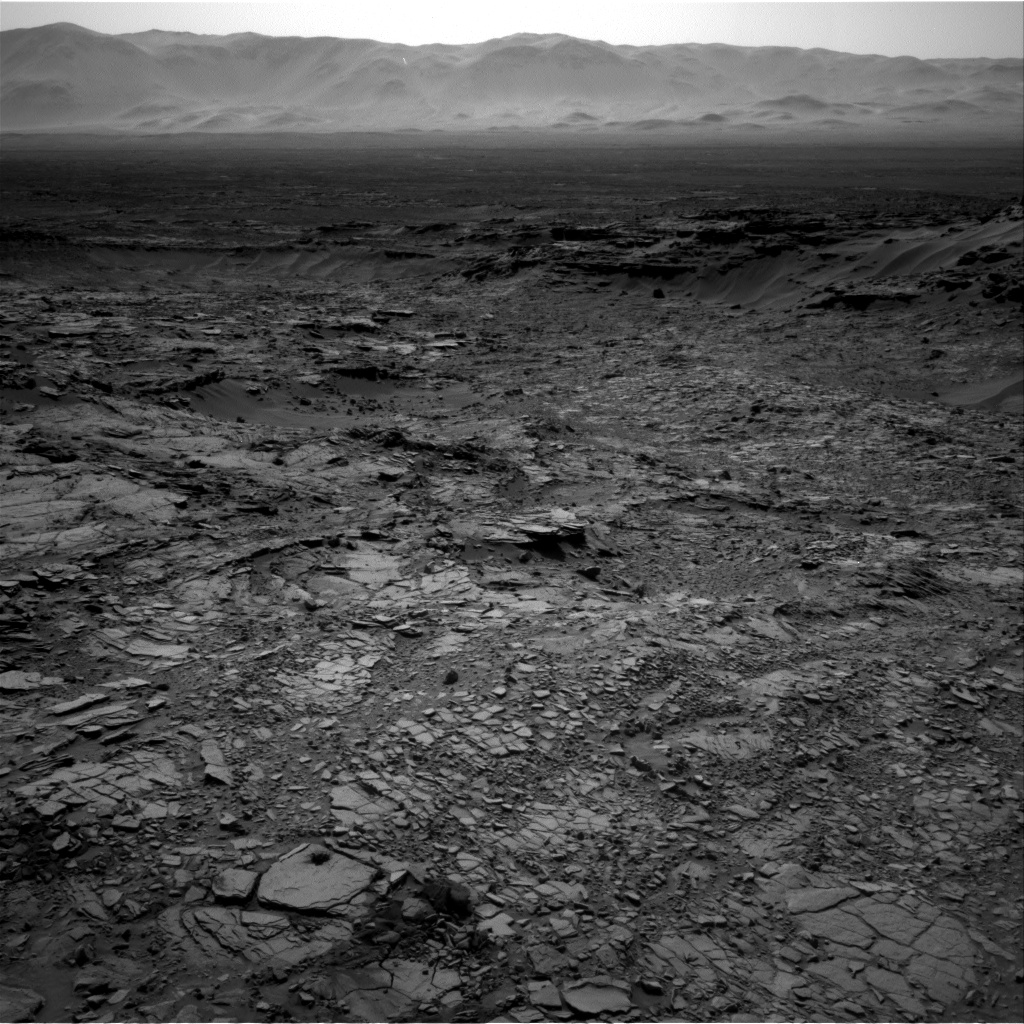 Nasa's Mars rover Curiosity acquired this image using its Right Navigation Camera on Sol 1144, at drive 848, site number 50