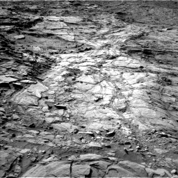Nasa's Mars rover Curiosity acquired this image using its Left Navigation Camera on Sol 1148, at drive 950, site number 50