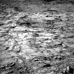 Nasa's Mars rover Curiosity acquired this image using its Left Navigation Camera on Sol 1148, at drive 956, site number 50