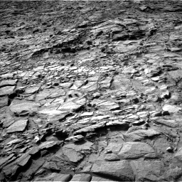 Nasa's Mars rover Curiosity acquired this image using its Left Navigation Camera on Sol 1148, at drive 1094, site number 50