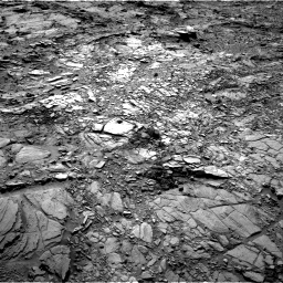 Nasa's Mars rover Curiosity acquired this image using its Right Navigation Camera on Sol 1148, at drive 848, site number 50