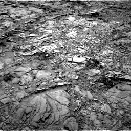 Nasa's Mars rover Curiosity acquired this image using its Right Navigation Camera on Sol 1148, at drive 854, site number 50