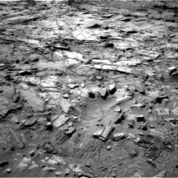 Nasa's Mars rover Curiosity acquired this image using its Right Navigation Camera on Sol 1148, at drive 896, site number 50