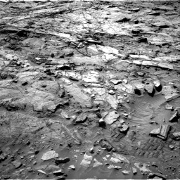 Nasa's Mars rover Curiosity acquired this image using its Right Navigation Camera on Sol 1148, at drive 902, site number 50