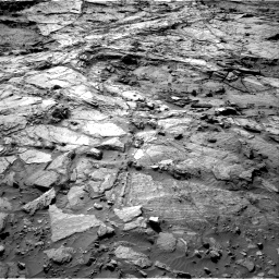 Nasa's Mars rover Curiosity acquired this image using its Right Navigation Camera on Sol 1148, at drive 914, site number 50