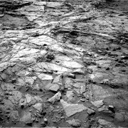 Nasa's Mars rover Curiosity acquired this image using its Right Navigation Camera on Sol 1148, at drive 920, site number 50