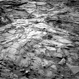 Nasa's Mars rover Curiosity acquired this image using its Right Navigation Camera on Sol 1148, at drive 926, site number 50