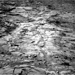 Nasa's Mars rover Curiosity acquired this image using its Right Navigation Camera on Sol 1148, at drive 950, site number 50