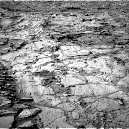 Nasa's Mars rover Curiosity acquired this image using its Right Navigation Camera on Sol 1148, at drive 986, site number 50
