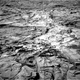 Nasa's Mars rover Curiosity acquired this image using its Right Navigation Camera on Sol 1148, at drive 998, site number 50