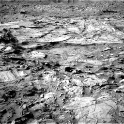 Nasa's Mars rover Curiosity acquired this image using its Right Navigation Camera on Sol 1148, at drive 1016, site number 50