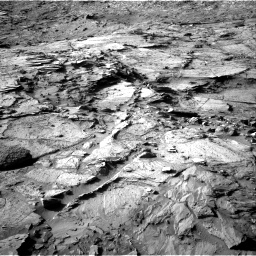 Nasa's Mars rover Curiosity acquired this image using its Right Navigation Camera on Sol 1148, at drive 1028, site number 50