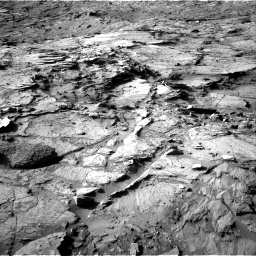 Nasa's Mars rover Curiosity acquired this image using its Right Navigation Camera on Sol 1148, at drive 1034, site number 50