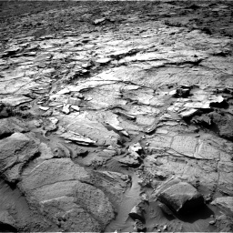 Nasa's Mars rover Curiosity acquired this image using its Right Navigation Camera on Sol 1148, at drive 1052, site number 50