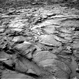 Nasa's Mars rover Curiosity acquired this image using its Right Navigation Camera on Sol 1148, at drive 1058, site number 50