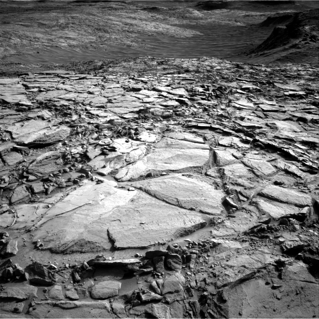 Nasa's Mars rover Curiosity acquired this image using its Right Navigation Camera on Sol 1148, at drive 1070, site number 50